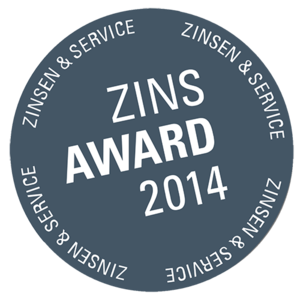 Siegel zinsaward 2014