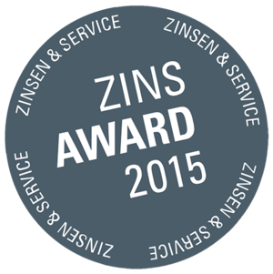 Siegel zinsaward 2015