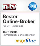 Deutsche Bank maxblue